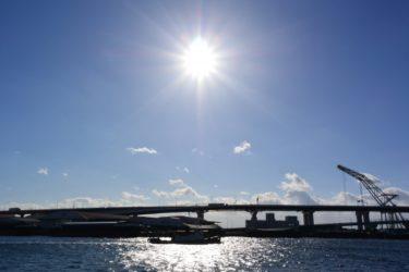 【福岡の映像制作向けロケ地】あいたか橋 – 青く美しい海と夜景の撮影