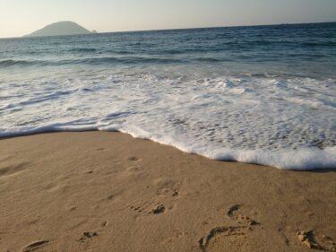 【福岡の映像制作向けロケ地】かんす海水浴場 – 美しい海辺の撮影