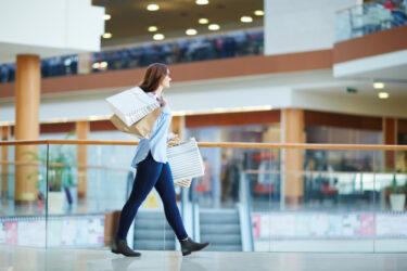 【福岡の映像制作向けロケ地】マリノアシティ福岡 – ショッピングモールの撮影