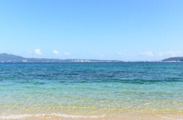 【福岡の映像制作向けロケ地】大口海岸 – 海水浴や海の風景や釣り風景の撮影